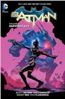 Batman (New 52) Volume 8: Superheavy - HC/Graphic Novel